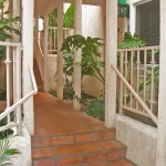 Quaint Stairway