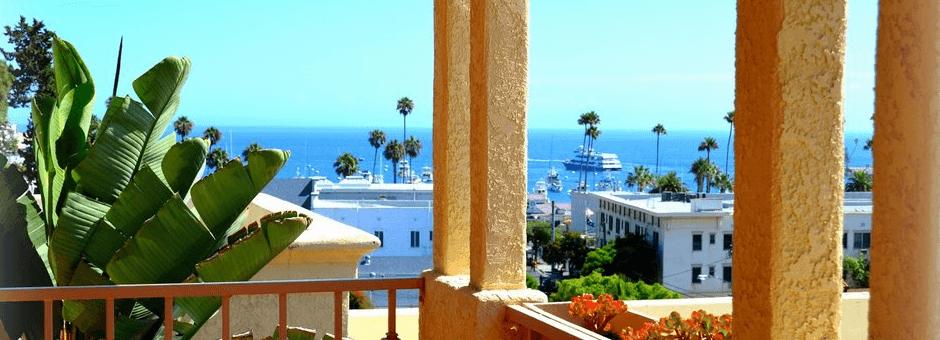 View from the Casa Mariquita Balcony